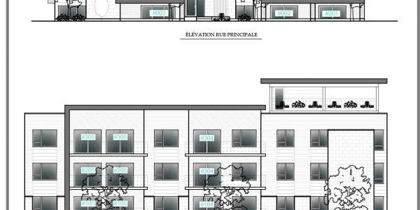 20-Plex à St-Zotique - Appartements à louer