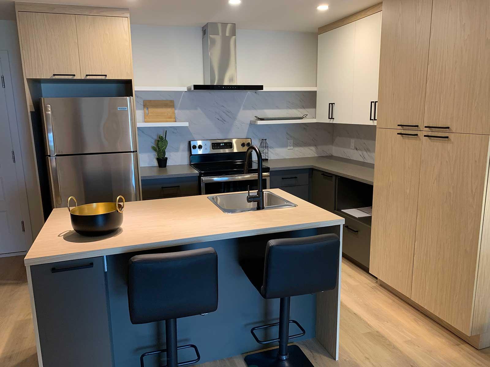 Appartement à louer - 320, rue Principale, St-Zotique