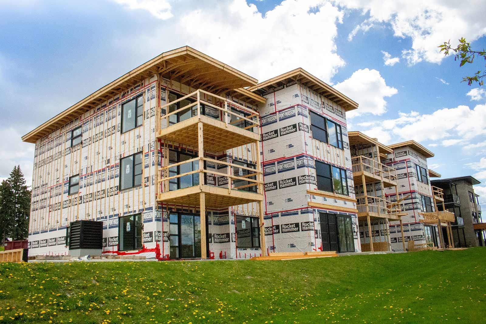Domaine de l'Eau Vive - Valleyfield - Appartements à louer