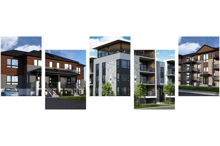 projets immobiliers multilogements réalisés par Groupe Firma